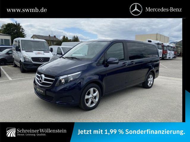 Mercedes-Benz V 220 Lang *7G*PDC*ECO*Tempomat*, Jahr 2019, Diesel