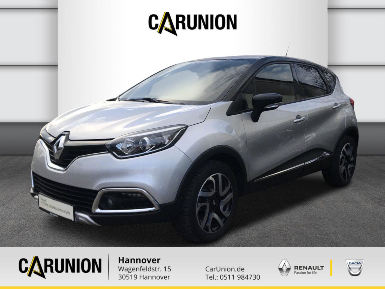 Renault Captur XMOD TCe90, Jahr 2015, Benzin