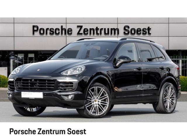 Porsche Cayenne Diesel Plat. 21''AHK/STANDHEIZUNG/SURROUND VIEW/, Jahr 2016, Diesel