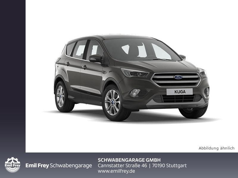 Ford Kuga 2.0 TDCi 4x4 Titanium RFK Navi Standheizung, Jahr 2017, Diesel