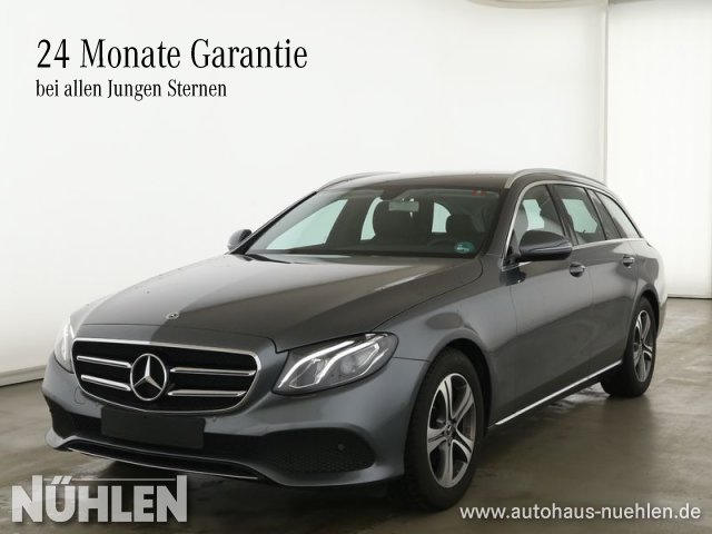 Mercedes-Benz E 220 d T-Modell AVANTGARDE Exterieur+LED+Autom., Jahr 2019, Diesel