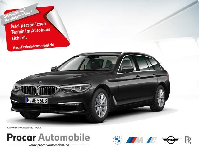 BMW 525d Touring Navi Prof. Aut. Klimaaut. AHK, Jahr 2018, Diesel