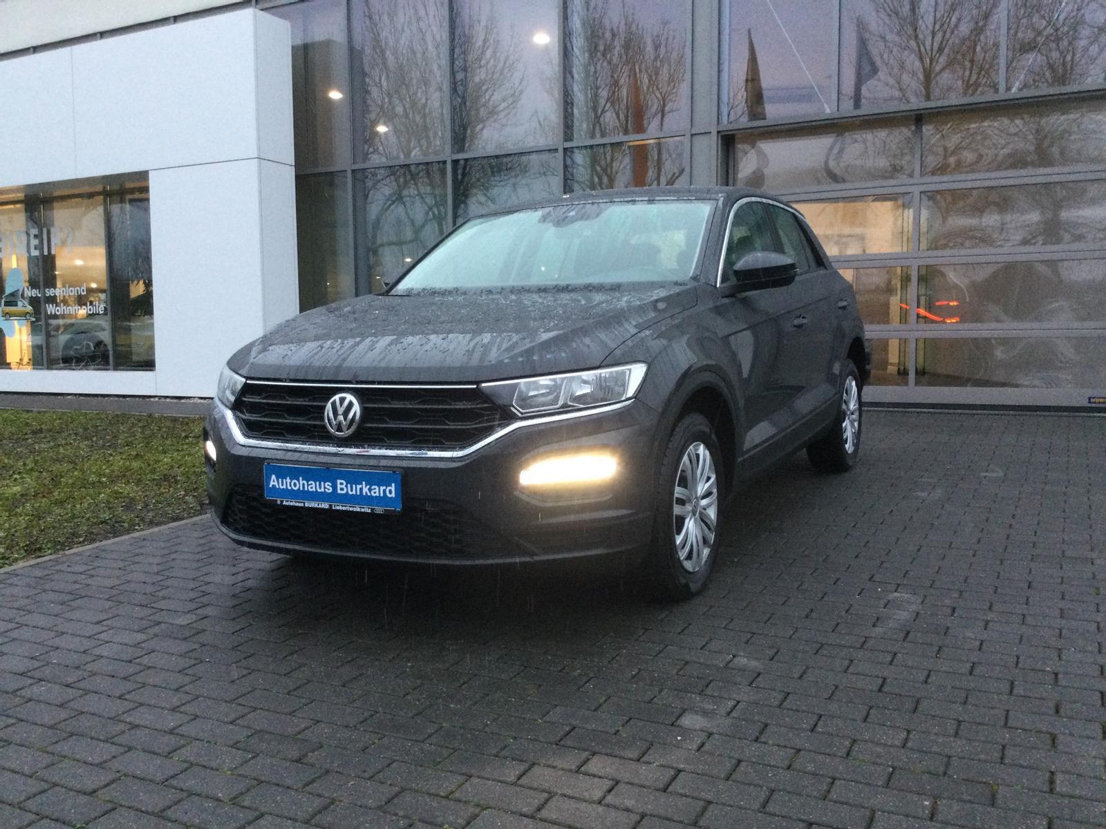 Volkswagen T-Roc 1.0 l TSI 115 PS | LED Tagfahrlicht, Jahr 2018, Benzin