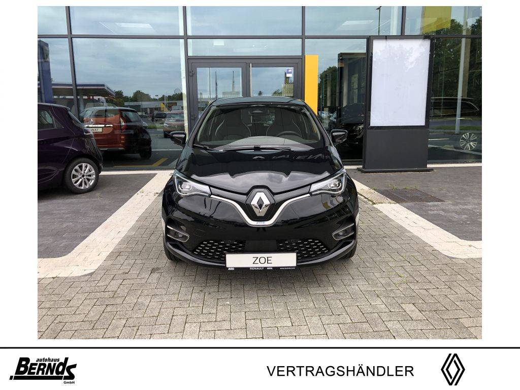 Renault ZOE (mit Batteriekauf) Z.E. 50 INTENS NAVI R-KAM, Jahr 2021, Elektro