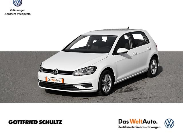 Volkswagen Golf 1 4 TSI NAVI KLIMA PDC LM ZV, Jahr 2018, Benzin