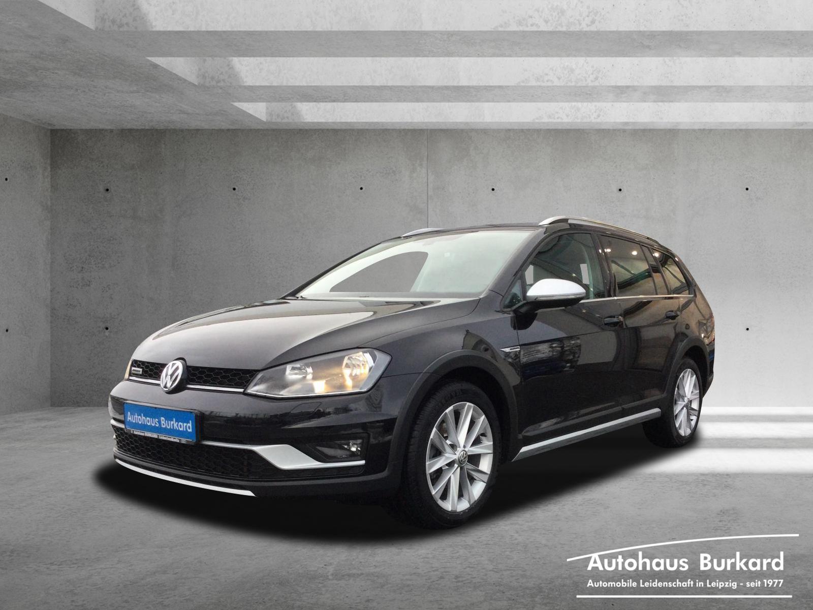 Volkswagen Golf VII Alltrack 2.0l TDI 150 PS 4Motion | Navi, Jahr 2016, Diesel