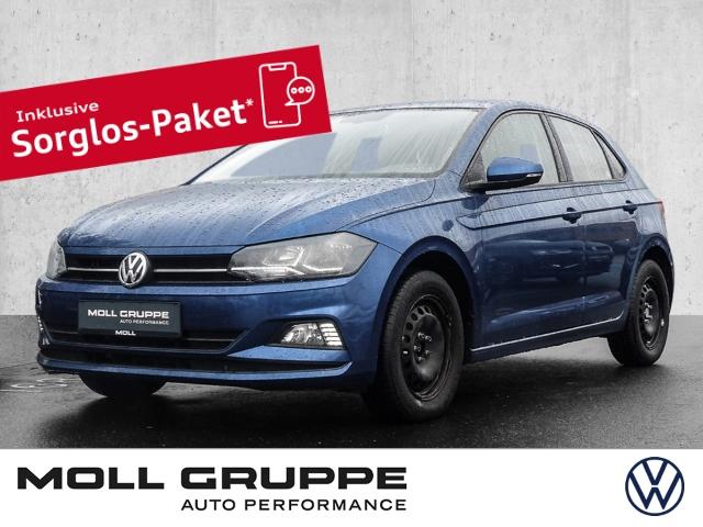 Volkswagen Polo 1.0 TSI Comfortline NAVI, Jahr 2018, Benzin