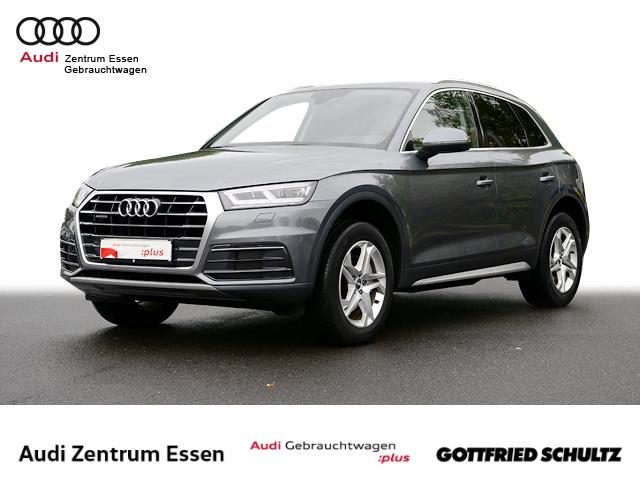 Audi Q5 design 2.0 TDI quattro S tronic S-TRONIC LEDER, Jahr 2017, Diesel