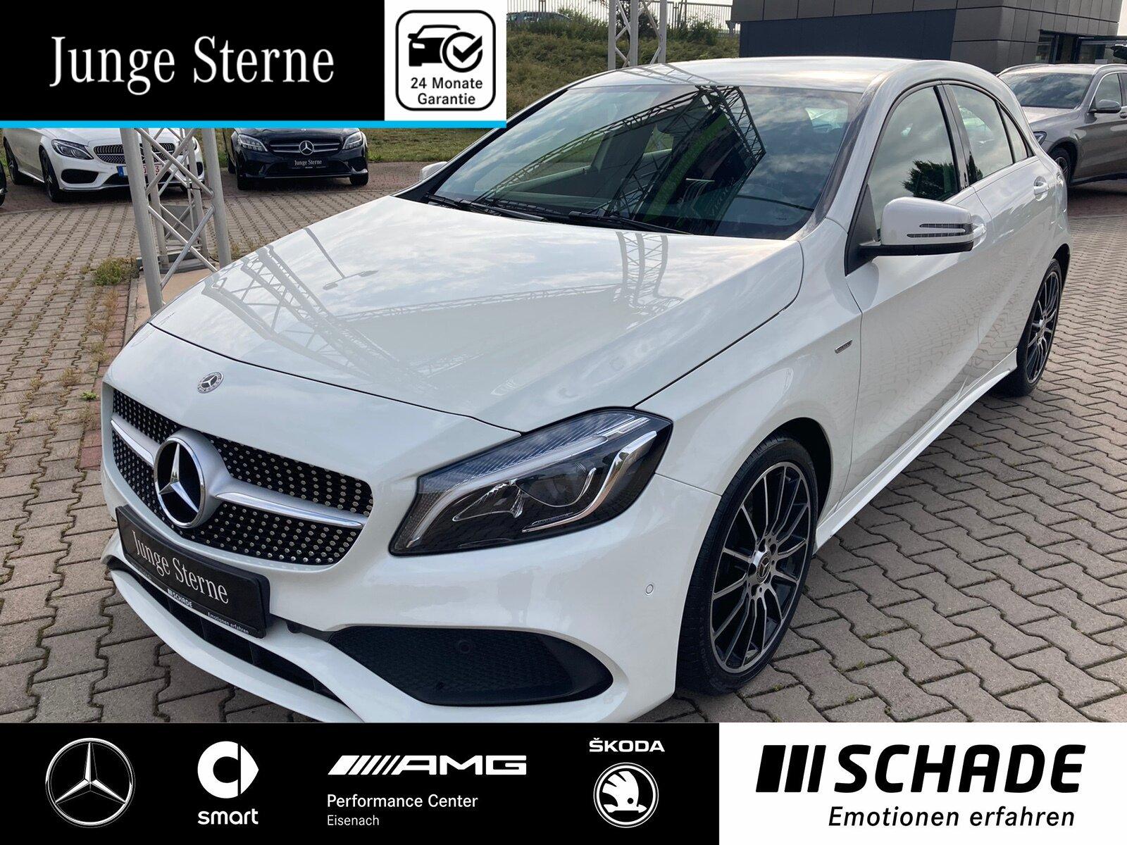 Mercedes-Benz A 220 d AMG Line PEAK LED*Navi*Park Pilot*Sitzhz, Jahr 2017, Diesel