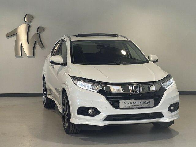 Honda HR-V 1.5 Executive CVT Automatik LED Winterräder, Jahr 2019, Benzin