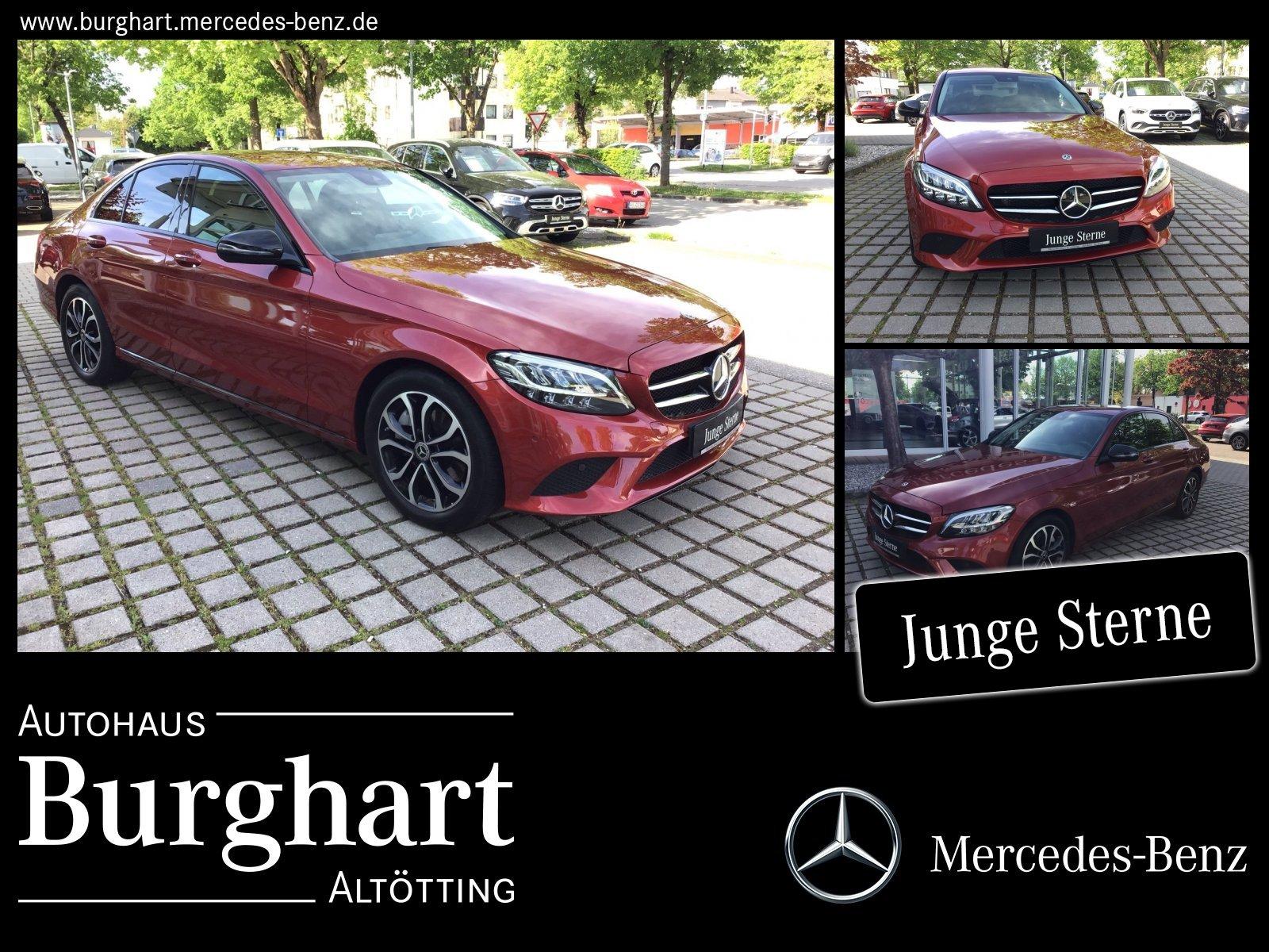 Mercedes-Benz C 300 Avantgarde/Night/BusinessPlus/Assistenz, Jahr 2018, Benzin