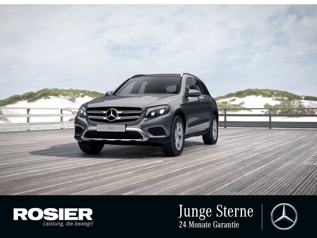 Mercedes-Benz GLC 250 d 4M Exclusive, Jahr 2017, Diesel