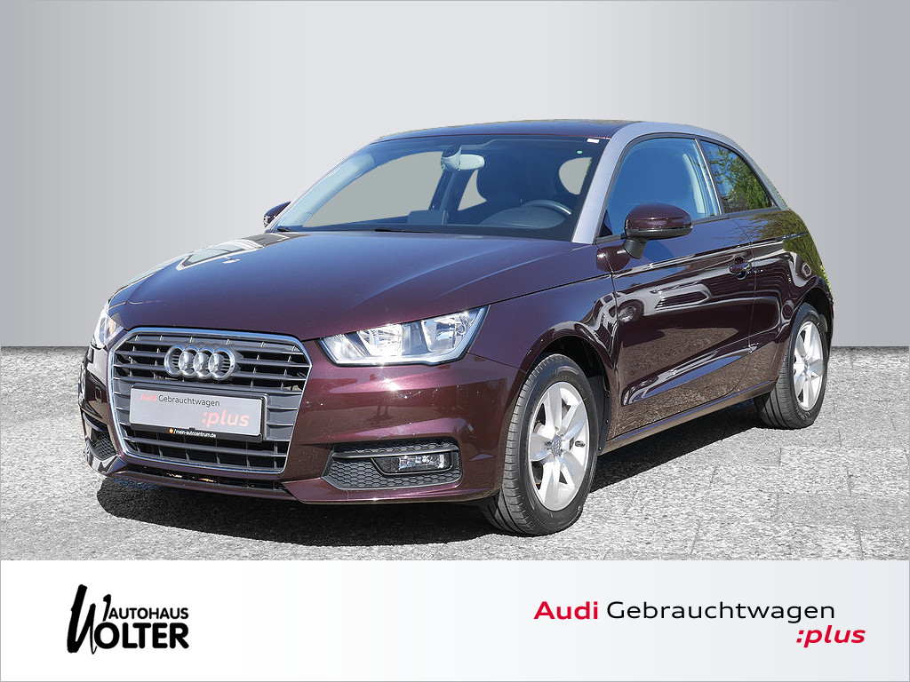 Audi A1 1.4 TDI ultra, Jahr 2015, Diesel