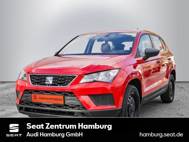 Seat Ateca 1.0 TSI Reference Ecomotive 6-Gang, Jahr 2017, Benzin