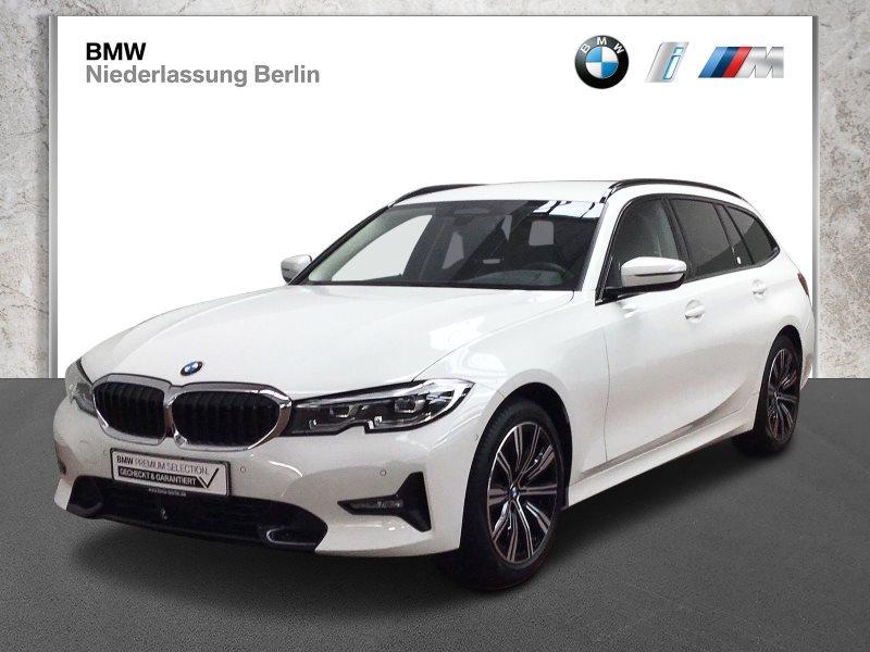 BMW 320i Tour. EU6d-Temp Aut. SportL. LiveCockpitPr., Jahr 2020, Benzin