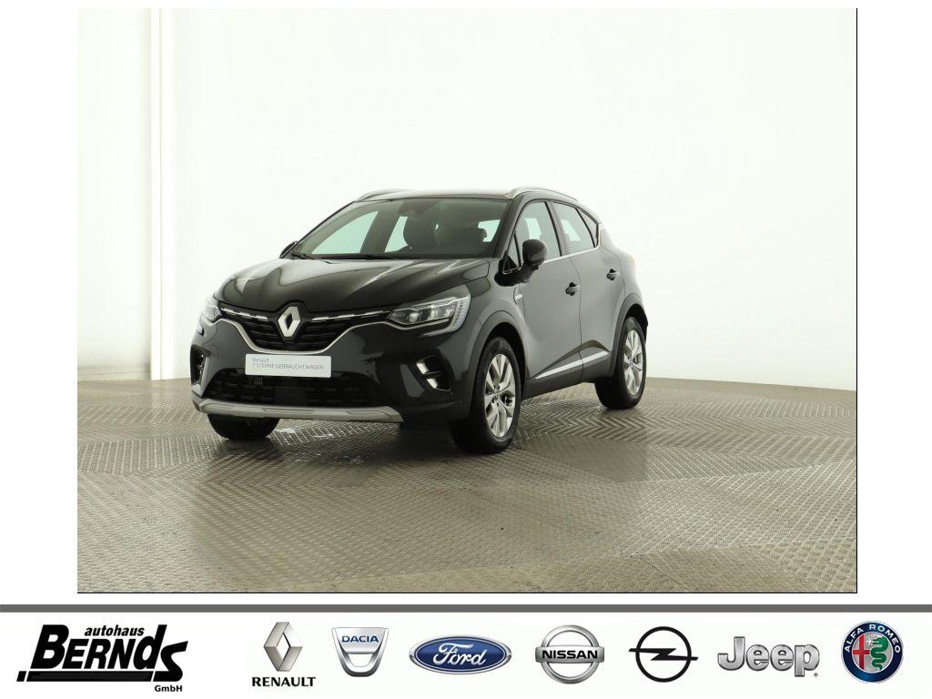 Renault Captur TCe 100 INTENS LED SCHEINW. PDC R-KAMERA, Jahr 2020, Benzin