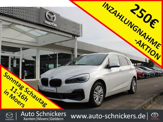 BMW 220 Active Tourer DKG+NAV+LED+CAM+AHK+GJ-RÄDER!!, Jahr 2020, Benzin