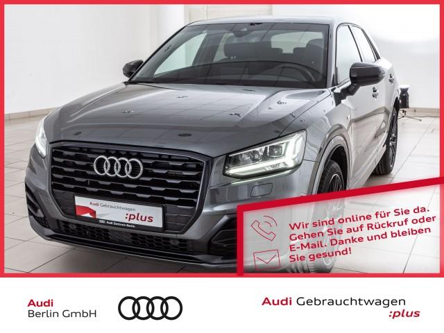 Audi Q2 sport 35 TFSI S tronic, Jahr 2020, Benzin