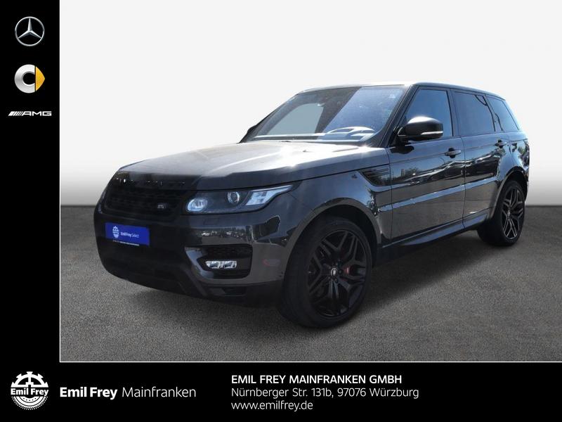 Land Rover Range Rover Sport SDV6 HSE Dynamic/Pano/TV/Sound/SoftColse, Jahr 2016, Diesel