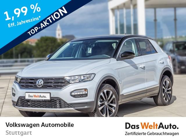 Volkswagen T-ROC Style 1.6 TDI Navi AHK DAB SHZ PDC, Jahr 2020, Diesel