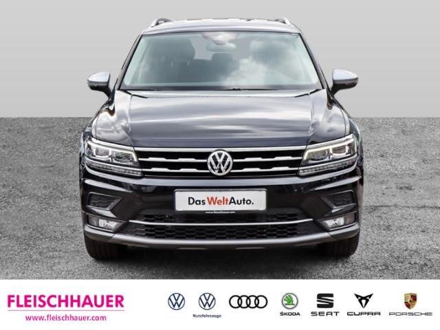 Volkswagen Tiguan Allspace Highline 4Motion 2.0 TDI EU6d-T, Jahr 2019, Diesel
