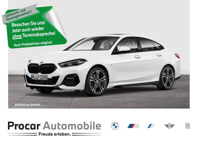 BMW 218i Gran Coupé M Sport Head-Up HiFi DAB LED, Jahr 2021, Benzin