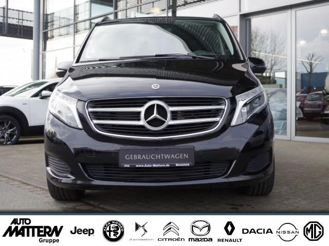 Mercedes-Benz V 220 V -Klasse V 220 CDI, 250 CDI EDITION lang AHK Standheizung Mercedes Werksanschluss Garantie, Jahr 2019, Diesel