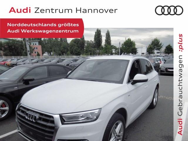 Audi Q5 2.0 TDI qu. Sport, S-line, Navi, SHZ, 19-Zoll, Jahr 2018, Diesel