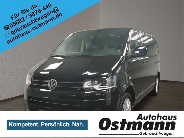 Volkswagen T5 Bus Multivan 2.0 BiTDI Highline Xenon*RFK*Nav, Jahr 2014, Diesel