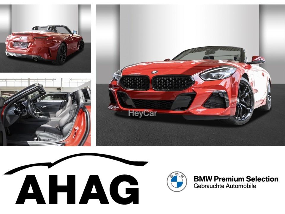 BMW Z4 sDrive20i M SPORT Cabrio Sport Aut. Klimaaut., Jahr 2021, Benzin