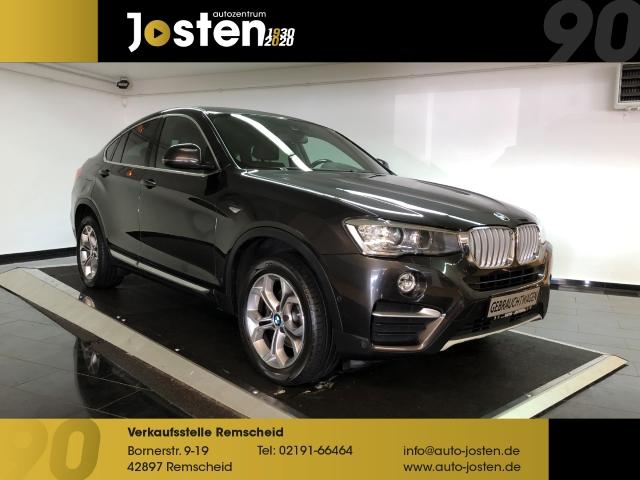 BMW X4 xDrive20d xLine HUD Surr.View H/K NaviProf Driv.Assi Plus, Jahr 2017, Diesel