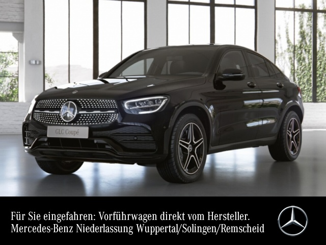 Mercedes-Benz GLC 200 Cp. 4M AMG LED AHK Night Kamera Easy-Pack, Jahr 2020, Benzin