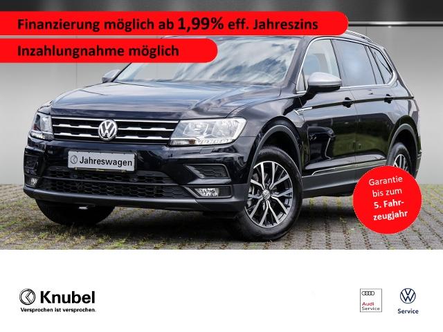 Volkswagen Tiguan Allspace Comfortline 1.5 TSI*AHK*Nav*7 Si, Jahr 2020, Benzin