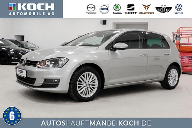 Volkswagen Golf VII 1.2 TSI DSG Klimaaut SHZ RADIO PDC v+h, Jahr 2015, Benzin