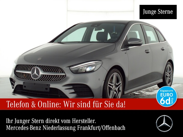 Mercedes-Benz B 200 AMG AHK LED Spurhalte Easy-Pack Navi PTS, Jahr 2019, Benzin