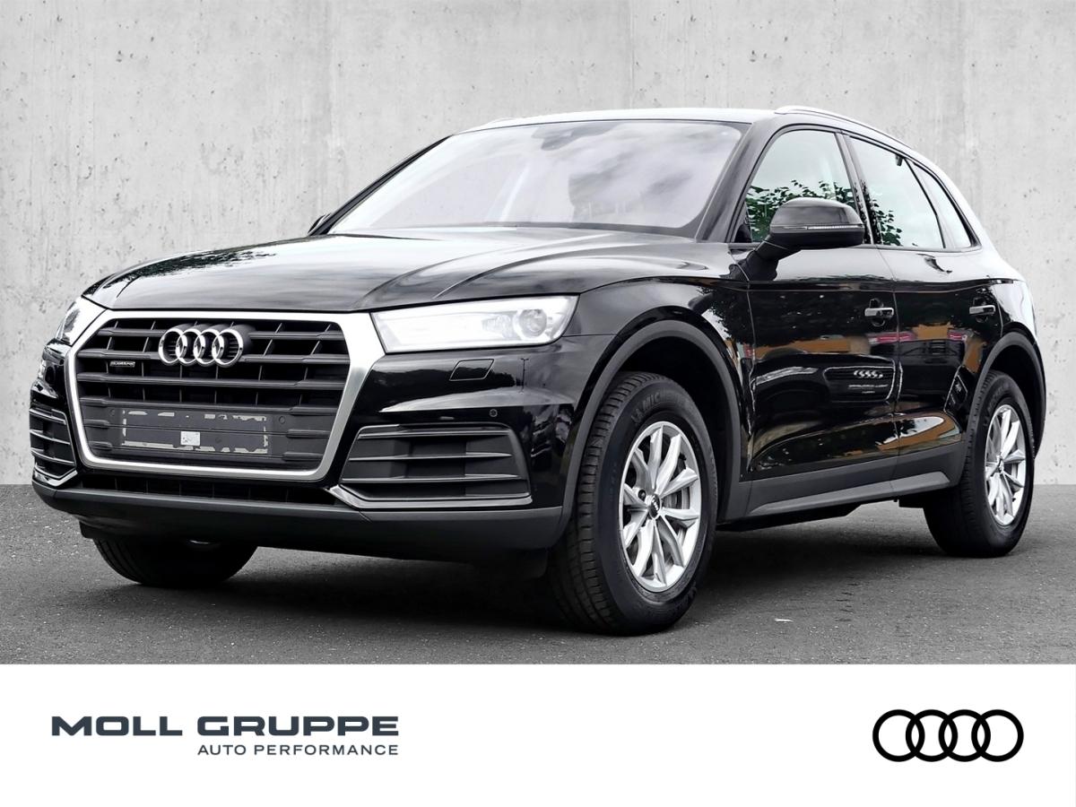 Audi Q5 2.0 TFSI quattro S tronic Pano Virtuell, Jahr 2018, Benzin