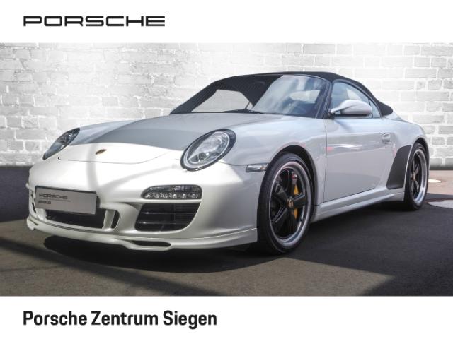 Porsche 997 (911) Speedster Roadster Original dt.Fzg, Speedsterpaket, Jahr 2012, Benzin