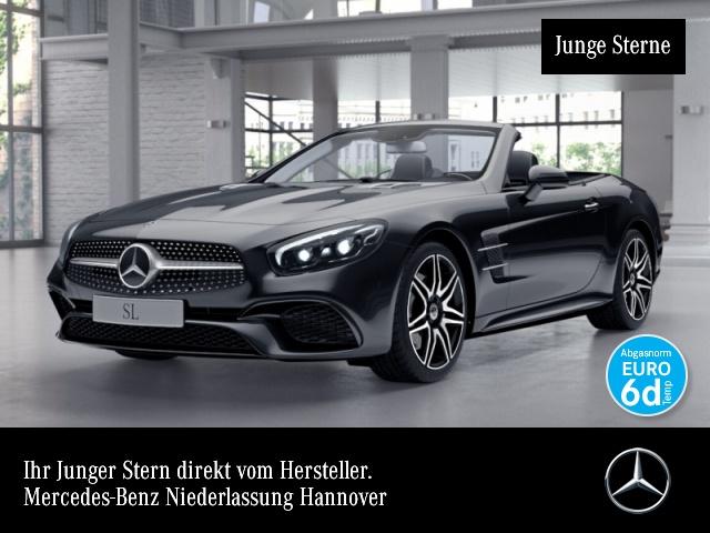Mercedes-Benz SL 500 AMG Magic Sky Harman Distr+ COMAND ILS LED, Jahr 2019, Benzin