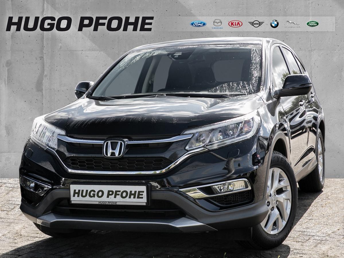Honda CR-V Elegance 1. Hand & Scheckheft, Jahr 2015, Diesel