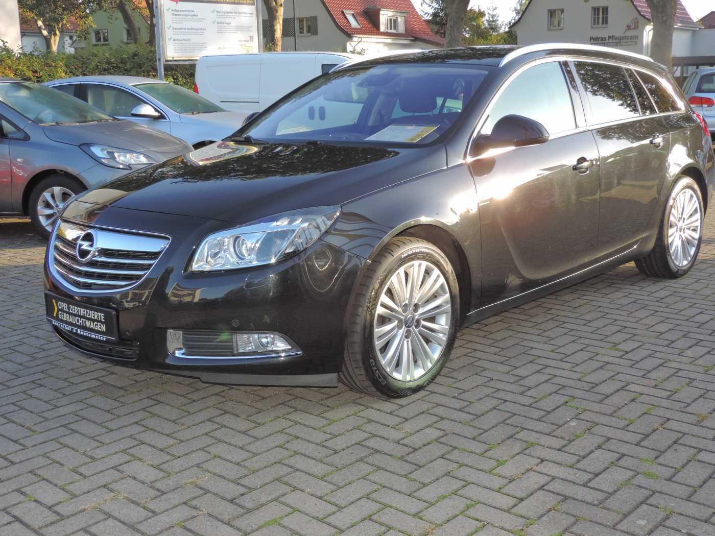 Opel Insignia 2.0 CDTI Sports Tourer Active NAVI+XENON, Jahr 2013, diesel