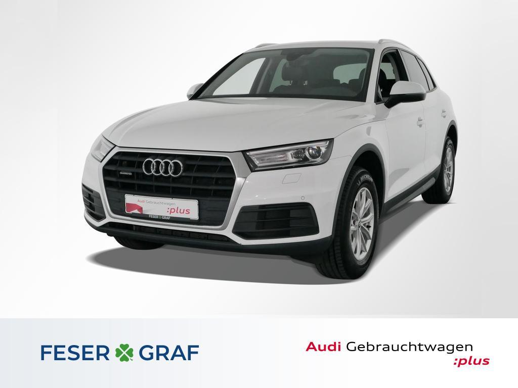 Audi Q5 2.0 TDI qu S tronic Leder,Navi,Xenon, Jahr 2018, Diesel
