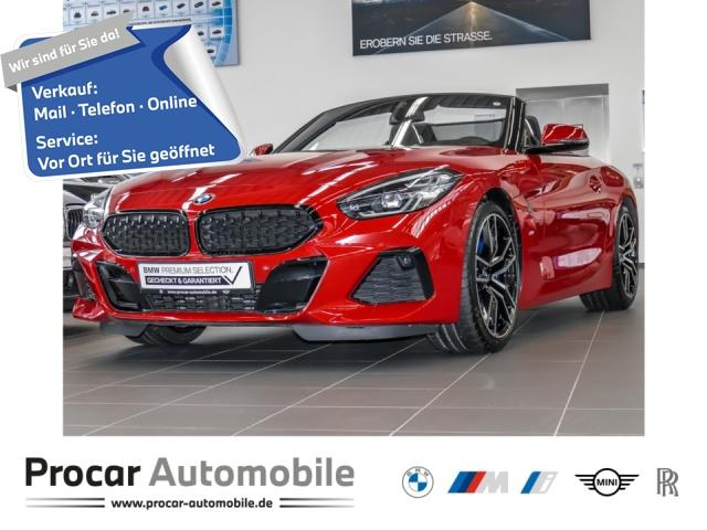 BMW Z4 sDrive20i M Sport LC Prof. Head-Up LED DA+, Jahr 2020, Benzin
