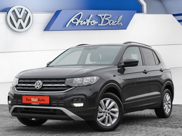 Volkswagen T-Cross 1.0TSI Navi EPH ACC, Jahr 2019, Benzin