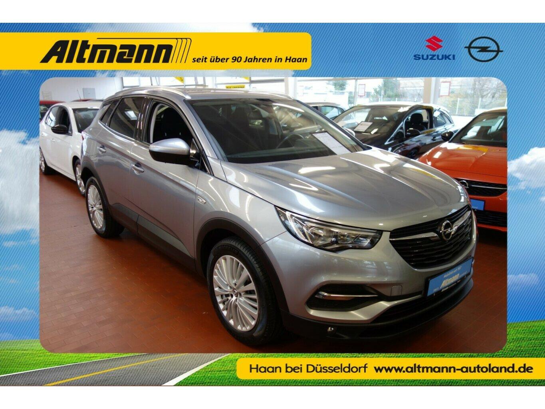 Opel Grandland X Edition Frontscheibe heizb. Frontkamera, Jahr 2018, Benzin