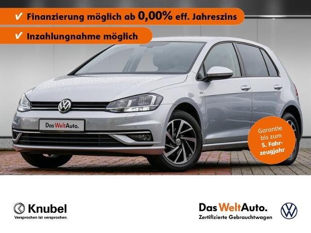 Volkswagen Golf VII JOIN 1.0 TSI Navi Klima Light/FrontAss., Jahr 2019, Benzin