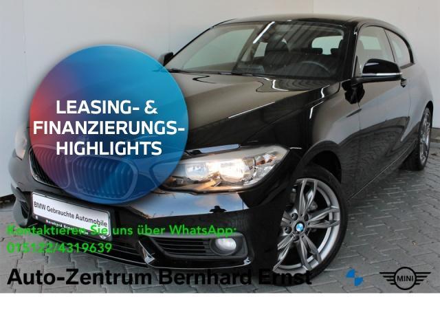 BMW 120i Advantage Navi Business LM Durchlade PDC, Jahr 2017, Benzin