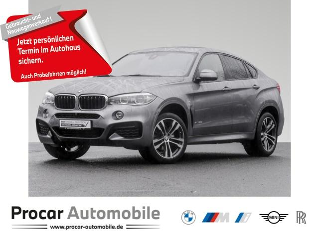 BMW X6 XD M-SPORT+HIFI+ADAP-LED+PDC+HEAD-UP+GLASDACH, Jahr 2018, Diesel