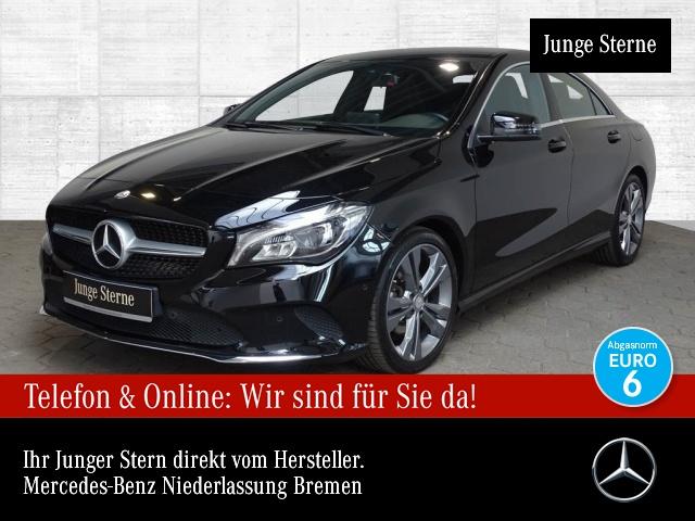 Mercedes-Benz CLA 180 Cp. Urban LED Navi PTS Sitzh Sitzkomfort, Jahr 2016, Benzin