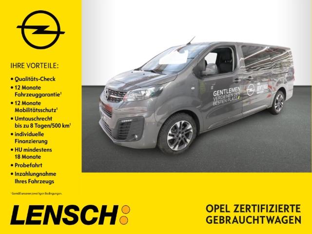 Opel Zafira Life INNOVATION L AT 8-SITZE+PANORAMADACH, Jahr 2020, Diesel