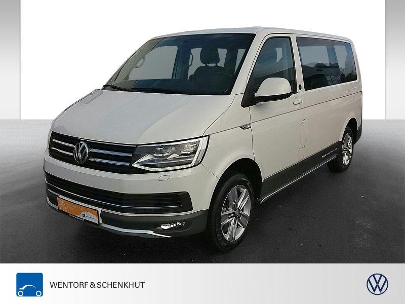 Volkswagen Multivan 2.0 TDI PanAmericana AHK LED Standheizung Dynaudio, Jahr 2017, Diesel